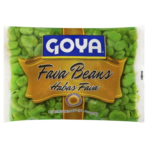 Goya Goya  Fava Beans, 28 oz