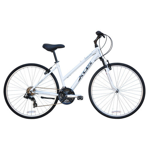 XDS Bikes Co. Women's 21-Speed Hybrid Bike