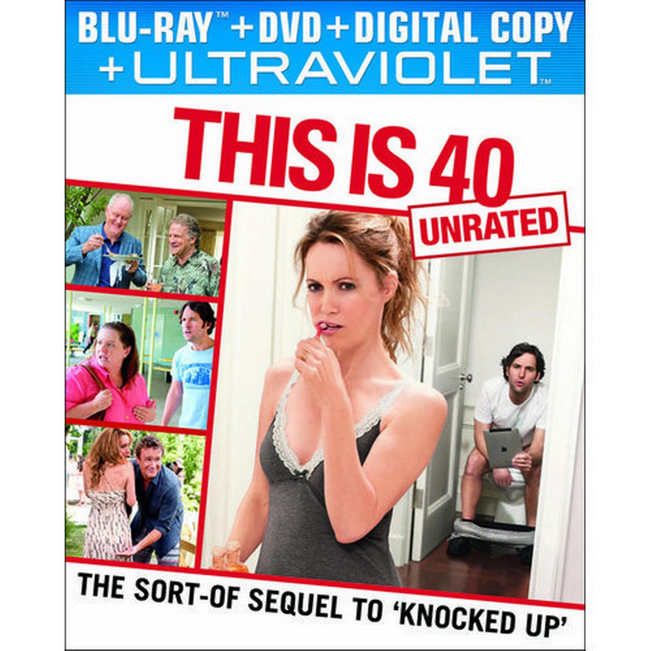 This Is 40 (Blu-ray + DVD + UltraViolet)
