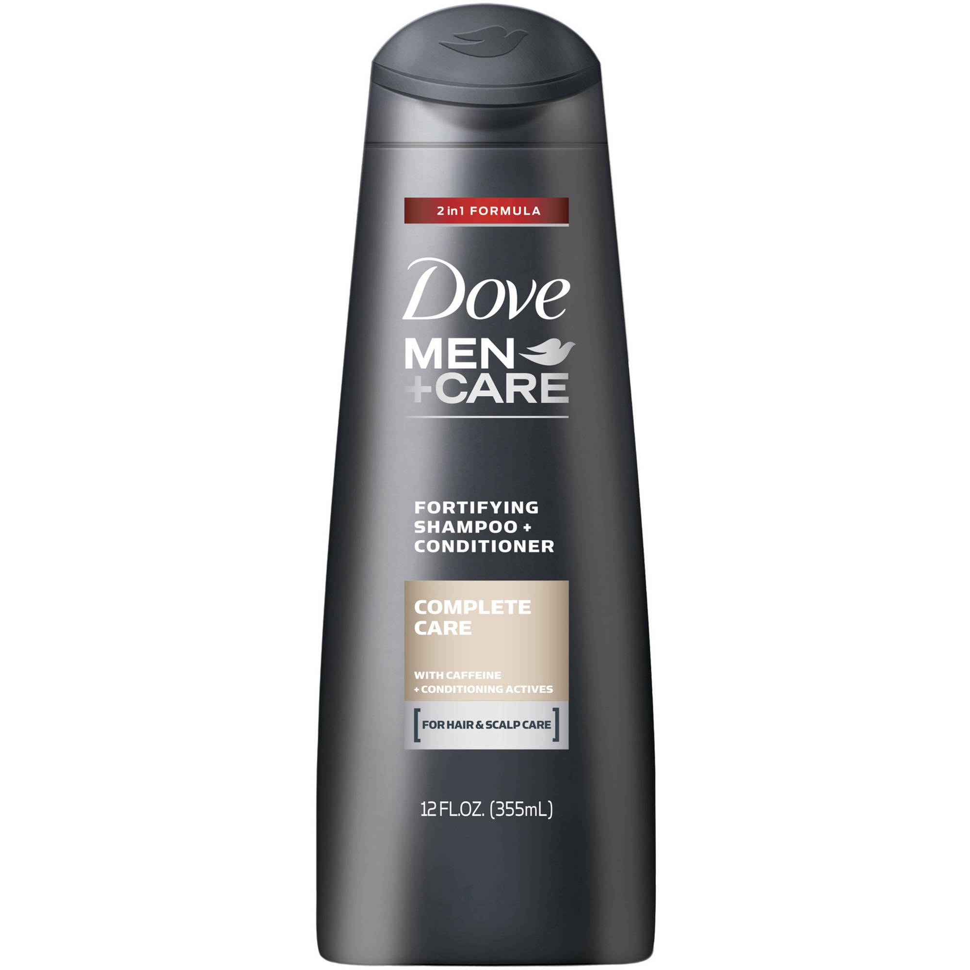Dove Men+Care Shampoo Hair And Scalp 12 oz