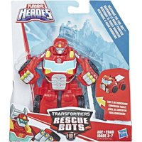 Transformers Playskool Heroes Heatwave the Fire Bot Action Figure