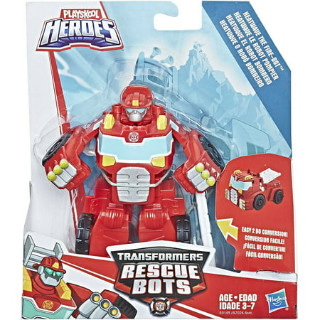 Girl From Transformers 4 (Transformers Playskool Heroes Heatwave the Fire Bot Action)