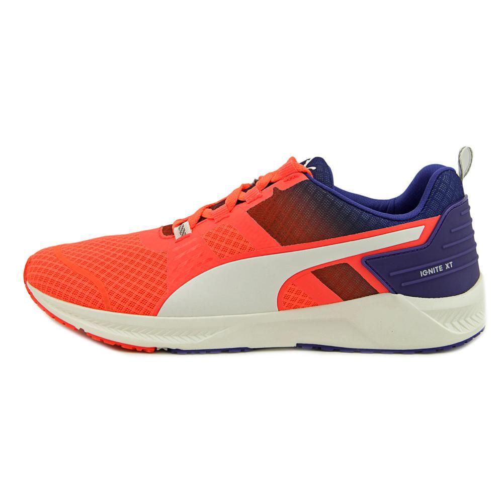 Puma Ignite v2 Women  Round Toe Synthetic Red Running Shoe