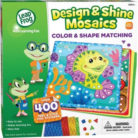 Design and Shine Mosaic Set-Animal covid 19 (Animal Design Shop Stickers coronavirus)