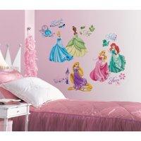 Disney Princess Royal Debut Peel-and-Stick Wall Decals