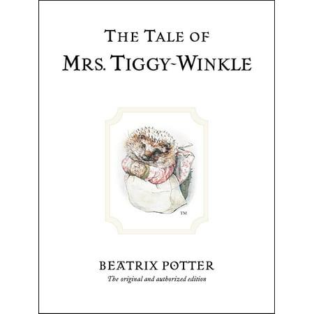 The Tale of Mrs. Tiggy-Winkle](Mrs Rabbit)