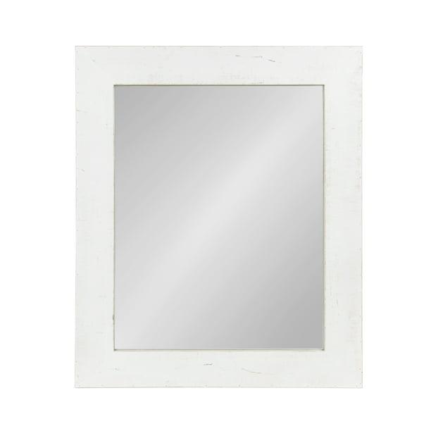 Garvey Wood Framed Wall Mirror 36 X 30, 30 X 36 Gold Framed Mirror