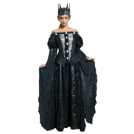 The Huntsman: Winter's War Deluxe Queen Ravenna Adult Costume - Large](Snow Queen Costume Adults)