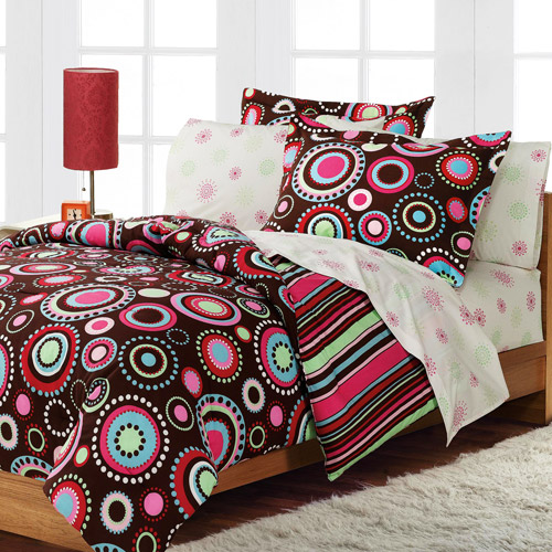 Loft Style Gypsy Bed in a Bag Bedding Set
