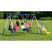 XDP Recreation Play All Day Metal Swing Set