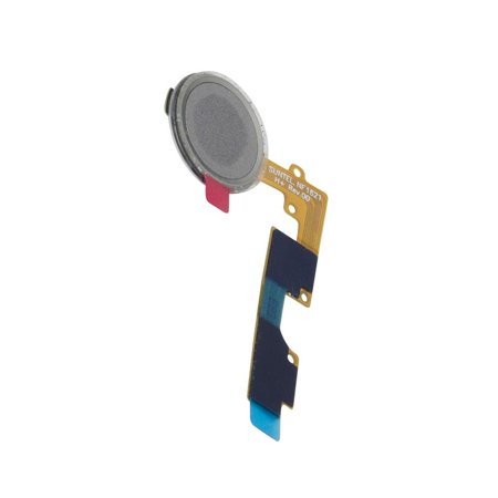 LG V20 H910 Home Button Fingerprint Reader Sensor Flex Cable Replacement - Grey - image 4 of 5