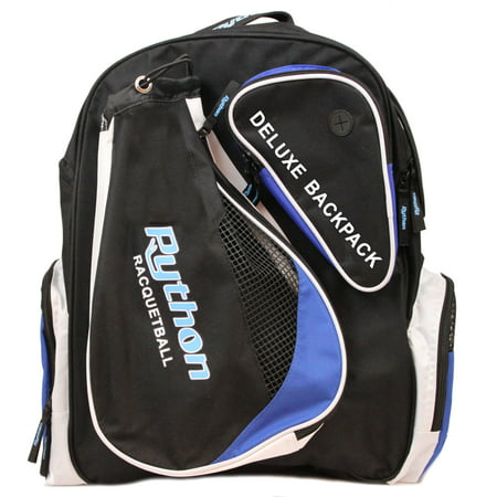 Deluxe Racquetball BackPack Bag