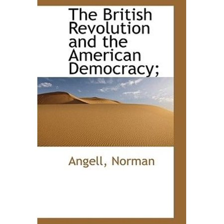 The British Revolution and the American Democracy; - image 1 of 1