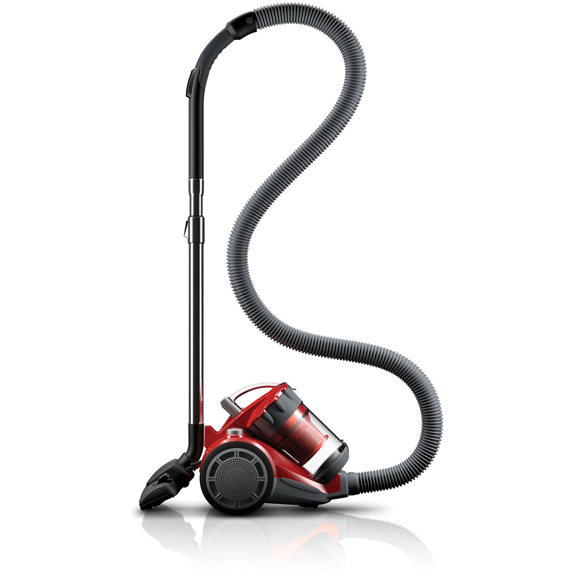 Dirt Devil Feather Lite Lightweight Cyclonic Canister Vacuum, 1.0 CT