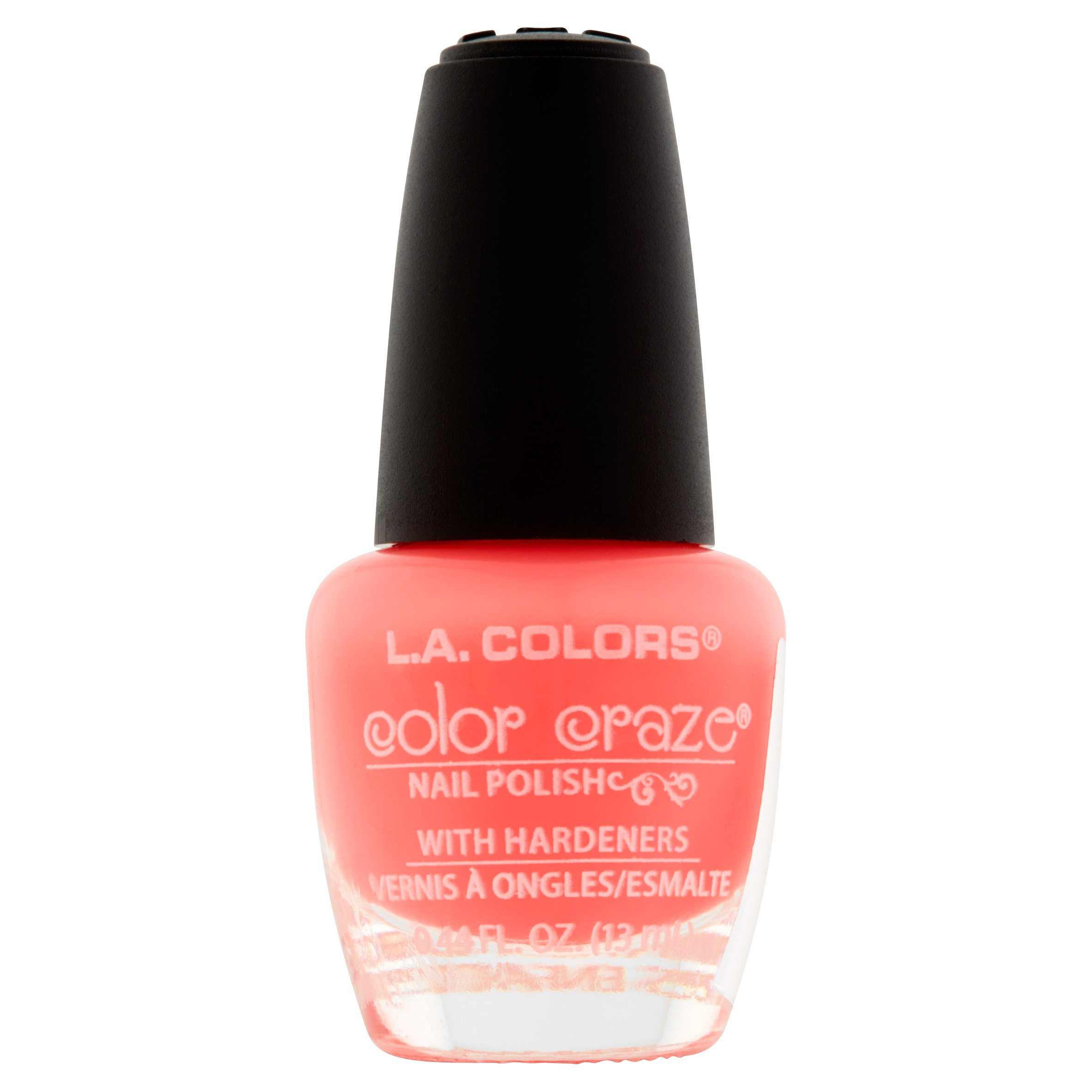 L.A. Colors Color Craze CNP537 Frill Nail Polish, 0.44 fl oz