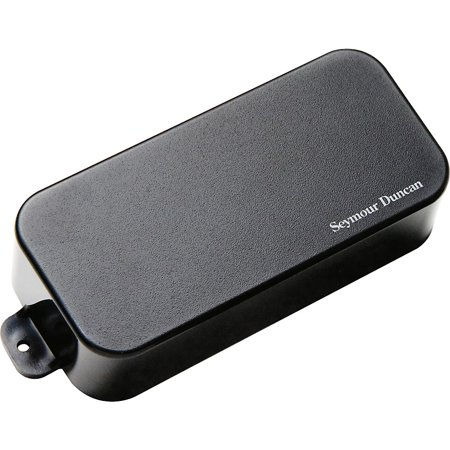 Seymour Duncan AHB-1b Blackouts 7-String Guitar Phase I Active Humbucker Bridge Pickup Black Active Humbucker Pickup Set