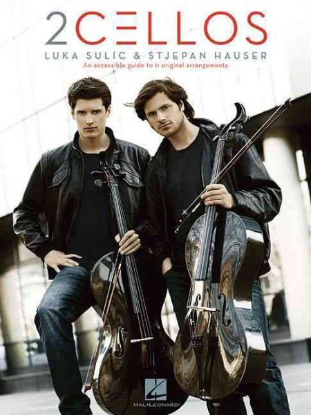 2 Cellos Luka Sulic and Stjepan Hauser by