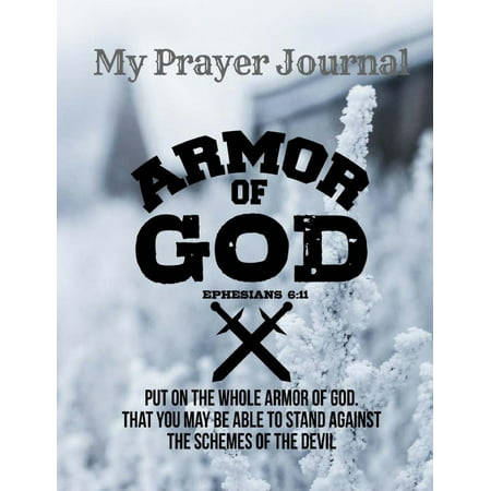 Armor of God Christian Journal Workbook; Sermon Notes Bible Study Notebook Diary : Bible Study Journal Diary Workbook: An Inspirational Worship Book to Record, Remember & Reflect on God's Holy