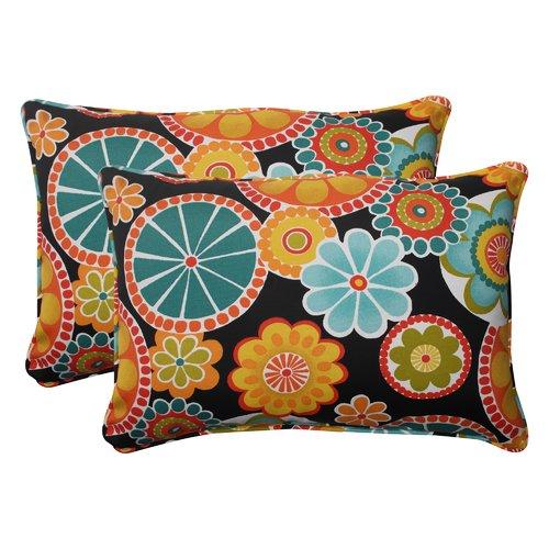 Pillow Perfect Rondo Corded Indoor/Outdoor Throw Pillow (Set of 2)