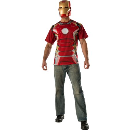 Adult Iron Man Mark 43 Costume by Rubies 810297
