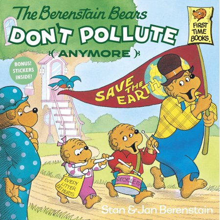 The Berenstain Bears Don't Pollute (Anymore) Dont Get Around Much Anymore Ellington