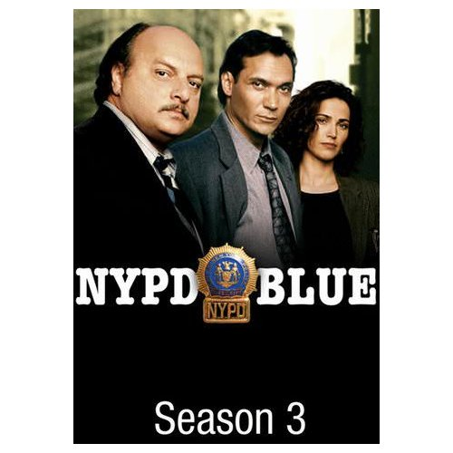 NYPD Blue: Season 3 (1995)