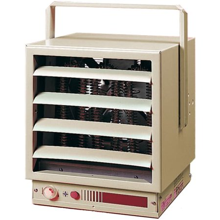 N/a Commercial Control Unit - Dimplex EUH05B24CT 5000 Watt 17,060 BTU Electric Industrial Heater with Built-In