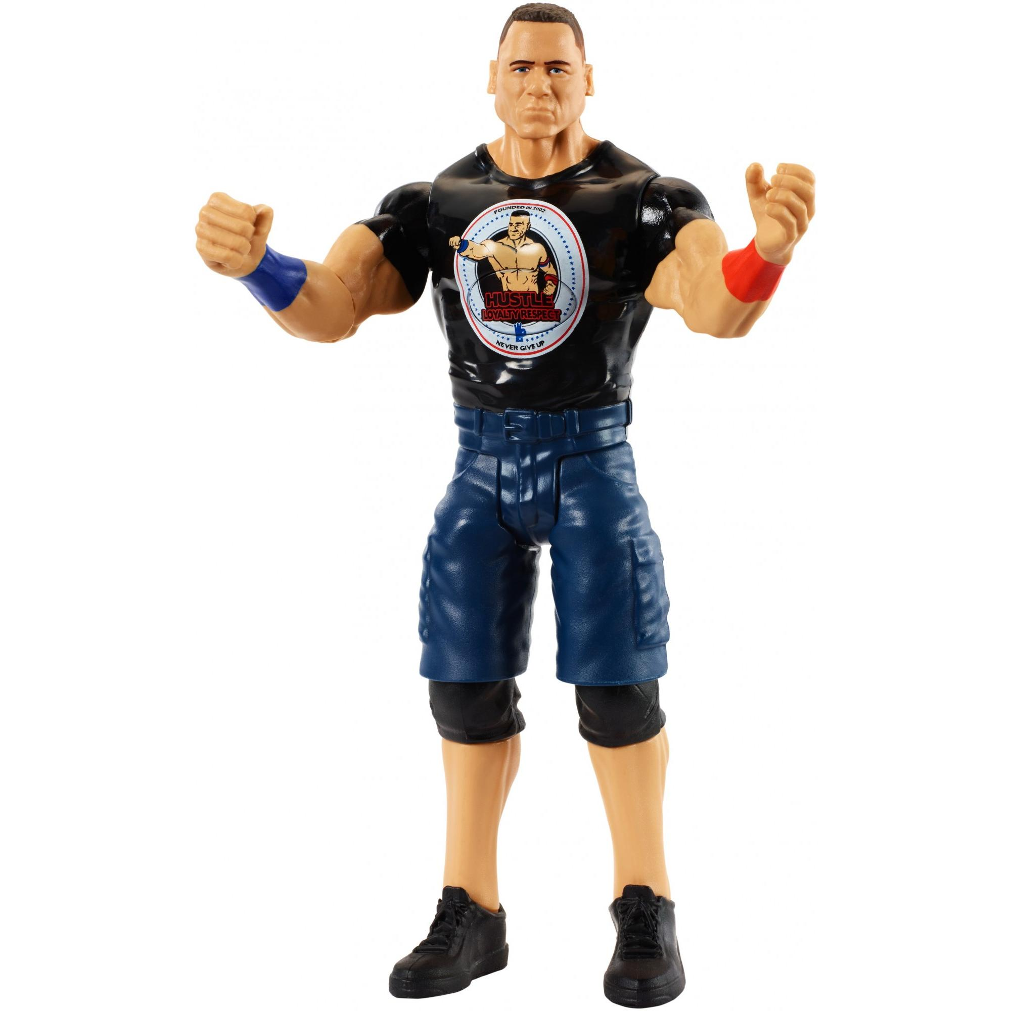 WWE Tough Talkers John Cena Figure by Mattel