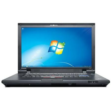 Refurbished Lenovo ThinkPad SL510 28476GU 15.6-Inch Laptop (Black) (Computer Thinkpad Sl510)