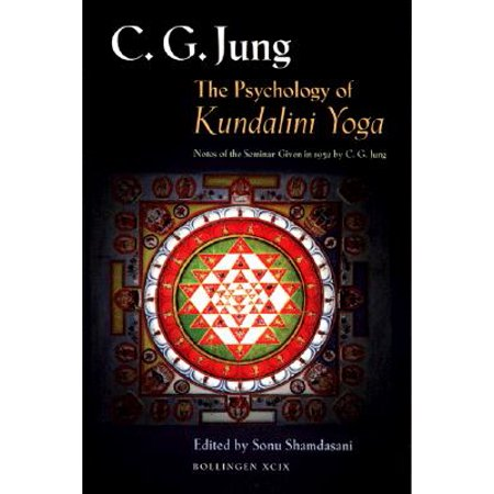 The Psychology of Kundalini Yoga : Notes of the Seminar Given in 1932 by C. G. Jung (Nerd-brille Für Jungs)
