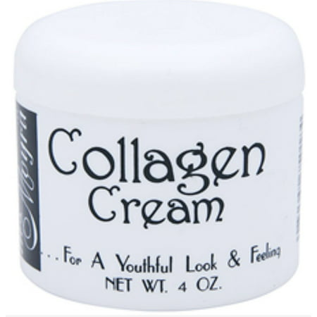 collagène crème 4 oz (Lot de 4)