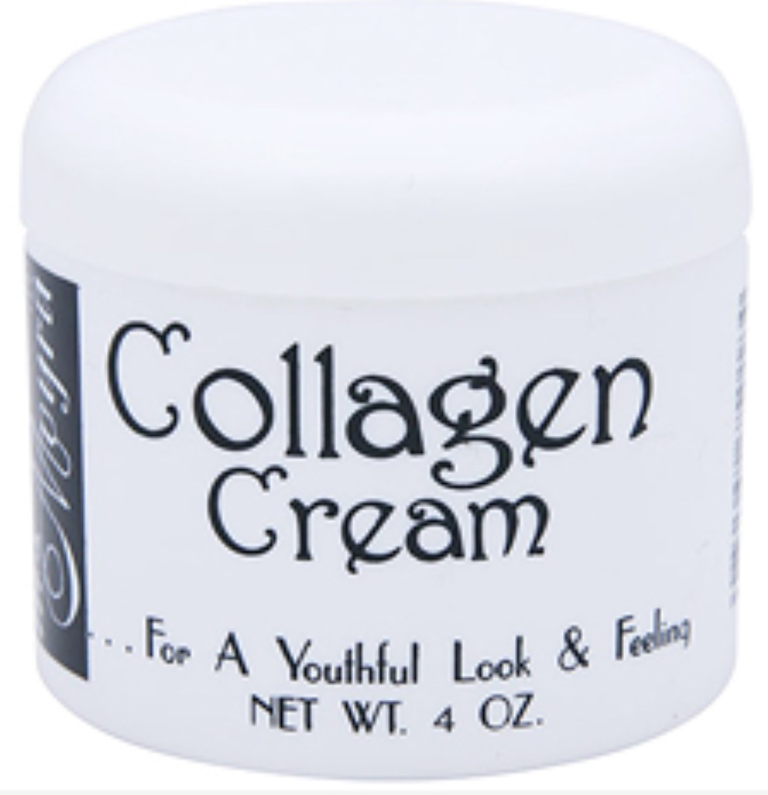 Ms. Moyra Collagen Cream 4 oz (Pack of 3)