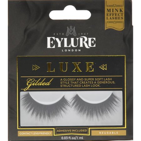 Eylure Luxe Collection Gilded Lashes - Mink