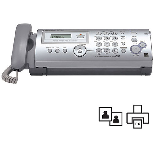 Panasonic Fax Machine 16in x 1 by Panasonic