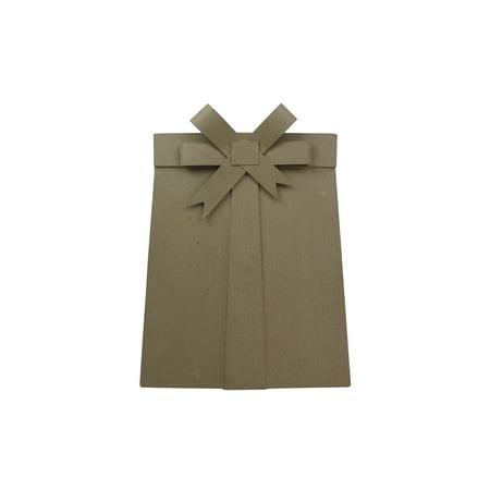 PA Paper Mache Table Decor Christmas Gift B Paper Mache Decorations