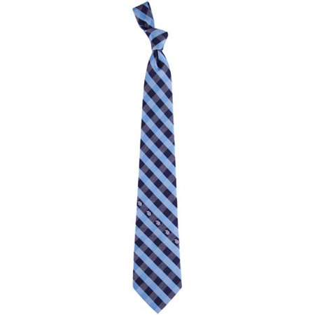 Tampabay Rays (Tampa Bay Rays Woven Checkered Tie - No)