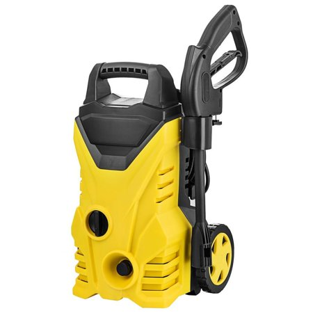 Hifashion Electric High Pressure Washer Dual Sprayer Cleaner Machine 1400W ,1500PSI 1.3GPM HFON