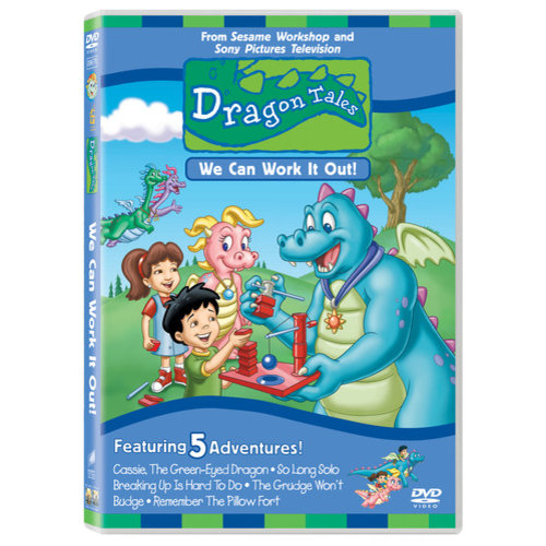 Dragon Tales: We Can Work It Out (Full Frame)