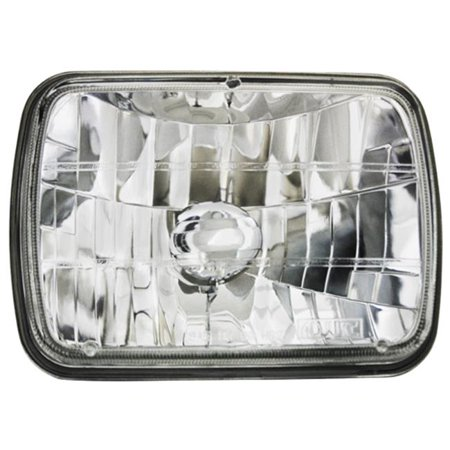 Chevrolet S10 - S-Pu 1982 - 1993 Head Lamps, Conversion True Diamond-Cut With More Facets
