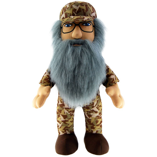 "Duck Dynasty 24"" Plush with Sound, Si"