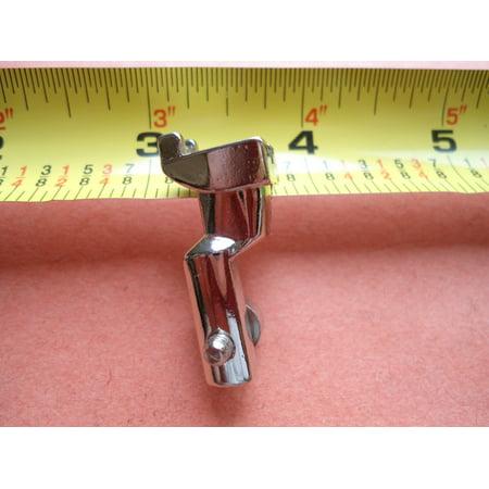 Foot Adapter 0083677000 (#75) covert Low Shank Feet for Bernina NEW STYLE Activa Artista Aurora (Low Shank Adapter)