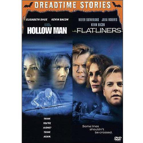 Dreadtime Stories Double Feature: Hollow Man / Flatliners