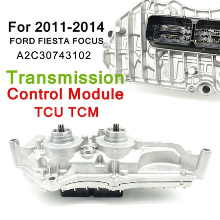 Transmission Control Module For 2011-2014 FORD FIESTA FOCUS TCU TCM A2C30743100 Silver Direct Replacement Auto Replacement Parts