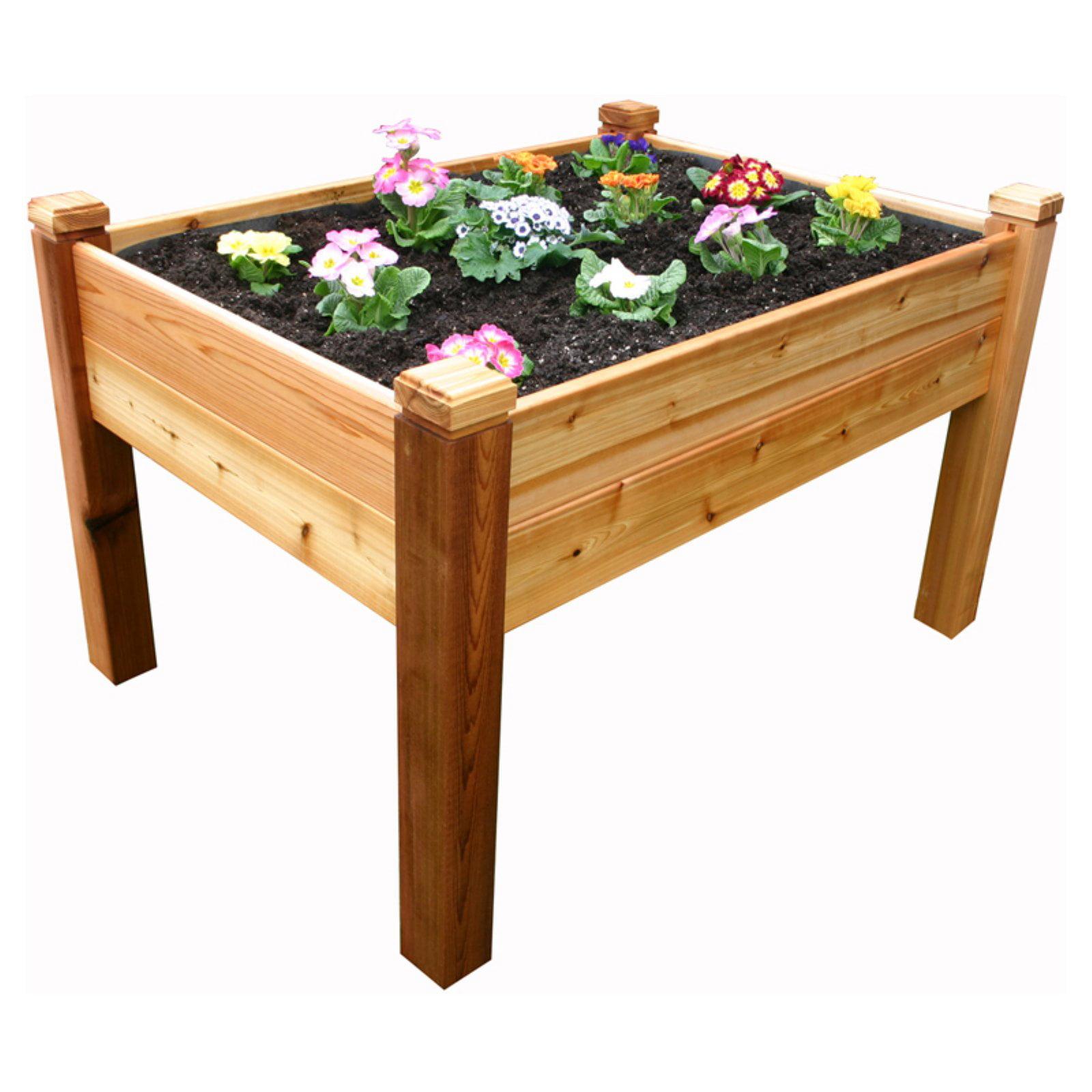Outdoor Living Today Raised Garden Bed 4 X 3 Ft