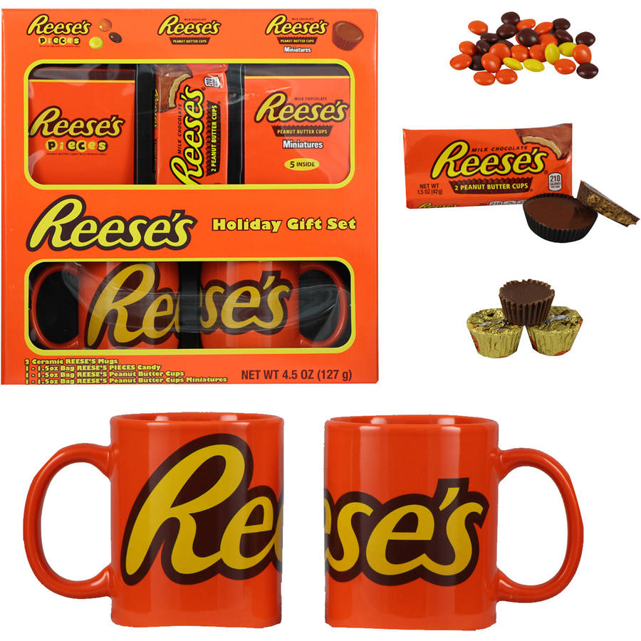 Hershey's Reese's Holiday Gift Set, 5 pc