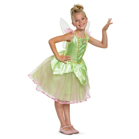 Halloween Tinker Bell Classic Toddler Costume](Toddler Stick Figure Halloween Costume)