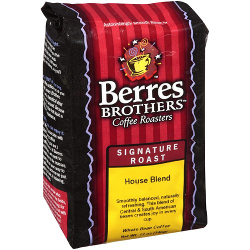 Berres Brothers Coffee Roasters House Blend Coffee Beans, 12 oz