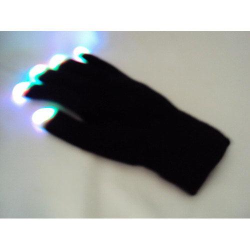 Creative Motion Lighted Finger Tip Glove