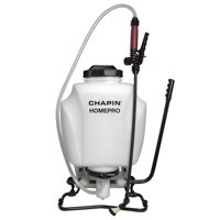 Chapin HOMEPRO Home & Garden Sprayer - 4 Gal Backpack Fertilizer, Weed Killer, and Pesticide Sprayer