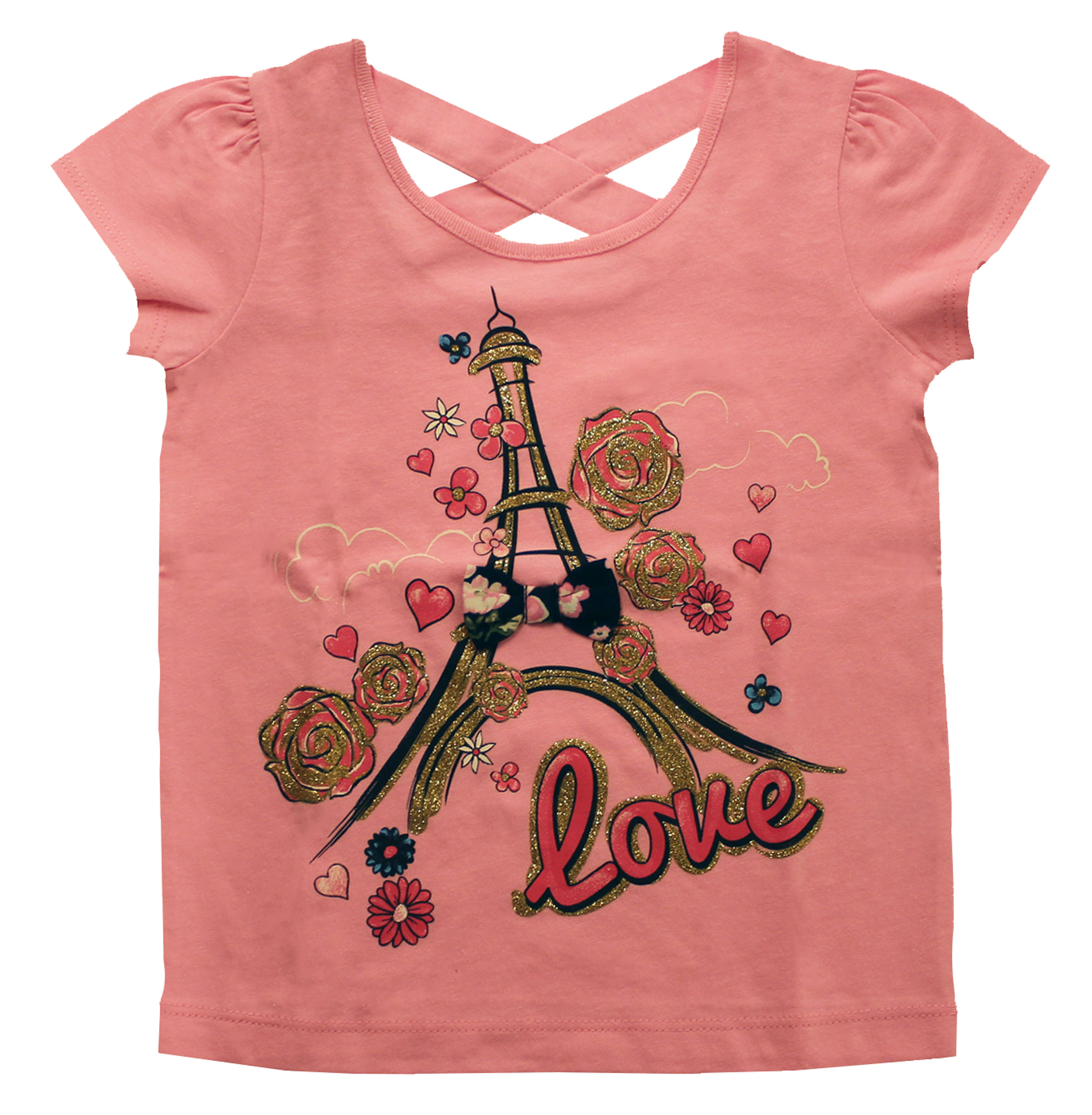 Toddler Girl Graphic Tee
